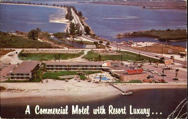 Rocky Point Beach Motel And Restaurant Florida