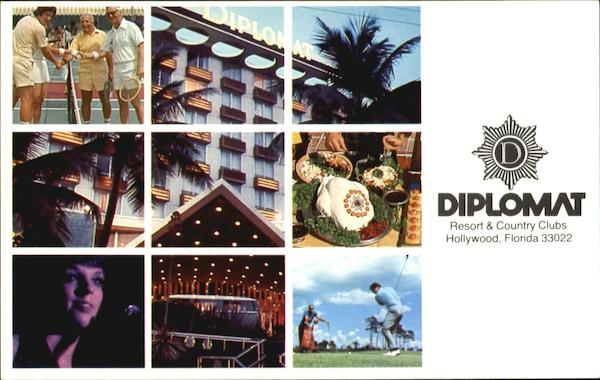 Diplomat Resort & Country Clubs Hollywood Florida