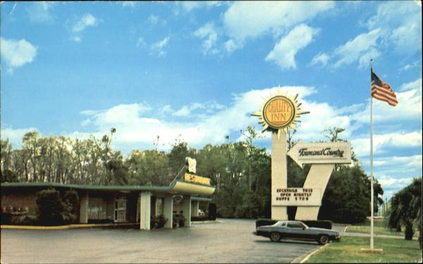 Town & Country Quality Inn, 3330 South Pine Street Ocala Florida