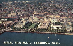 Massachusetts Institute Of Technology Postcard