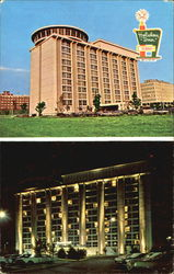 Holiday Inn, Congress St. & 1-291 - 711 Dwight St Postcard