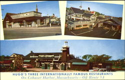 Hugo's Three Internationally Famous Restaurants, Off Route 3A