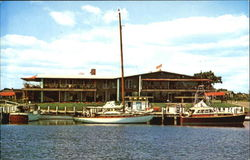 The Flying Bridge Restaurant