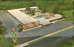 Holiday Inn, Interstate 85 Postcard