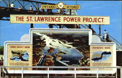Billion Dollar St. Lawrence River Seaway And Power Project