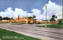 Ace Motel, 39th Street Postcard