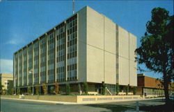Pinellas County Office Building And Court House Postcard