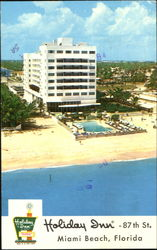 Holiday Inn, 87th Street Postcard