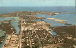 An Unusual Aerial View Of The City Of Key West