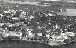 Overlooking Winter Park With Rollins College, Winter Park