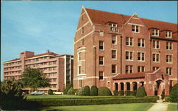 Florida Hall And Landis Hall, Florida State University