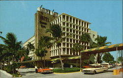The Golden Gate Hotel Most And Villas, 19400 Collins Avenue Postcard