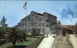The Largest Raw Cane Sugar House, 17th St.