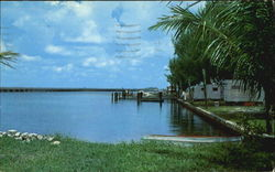 Charlotte Bay And Bridge, Municipal Tailer Park