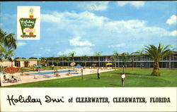 Holiday Inn Of Clearwater, 400 U. S. 19 South Postcard