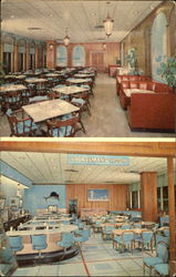 Forum Restaurant, Las Olas & Atlantic Boulevards on A1A JA 4-3393 Postcard