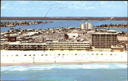 Bilmar Beach Resort, 10650 Gulf Blvd. Postcard