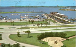 Florida's Waterfront Showing Bird Key In Background
