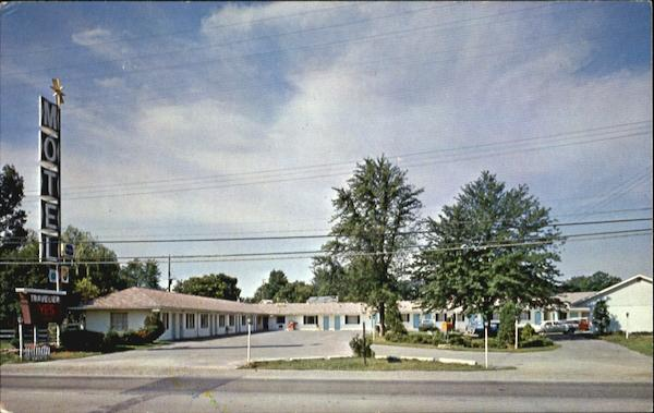Travelier Motel, 6830 South Cedar, On US 127 at I-96 Intersection Lansing Michigan