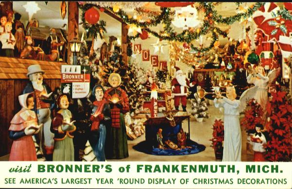 Bronner's Of Frankenmuth Michigan