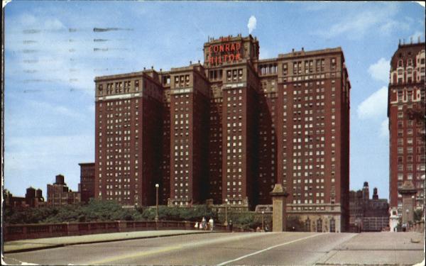 The Conrad Hilton Hotel Chicago Il