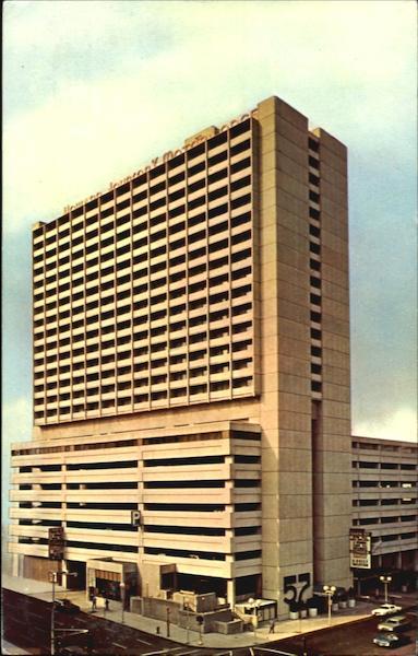Howard Johnson S Motor Hotel 57 Park Plaza 200 Stuart