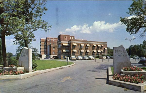 Boone County Hospital Columbia Missouri