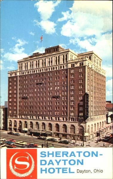 sheraton dayton hotel 210 north main street ohio. Black Bedroom Furniture Sets. Home Design Ideas