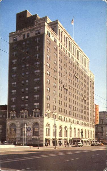 dayton biltmore hotel ohio. Black Bedroom Furniture Sets. Home Design Ideas