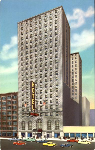 the midland hotel 172 west adams street chicago il. Black Bedroom Furniture Sets. Home Design Ideas