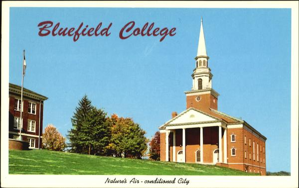 Chapel - Bluefield College West Virginia