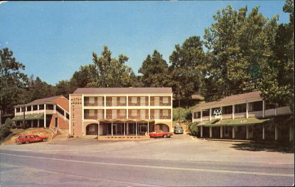 Motor Lodge Office Building Natural Bridge Virginia