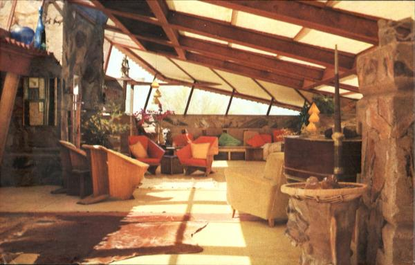 Taliesin West Scottsdale Arizona