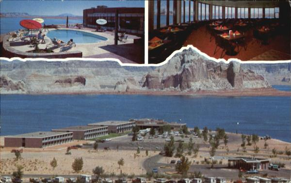 Wahweap Lodge And Marina, U.S. Hwy 89