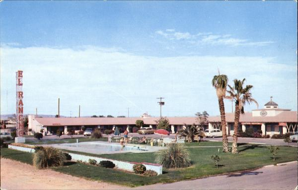 El Rancho Motor Hotel, 2201 4th Ave Yuma Arizona