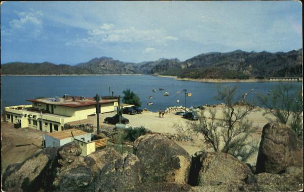 Saguaro lake resort scottsdale az for Saguaro lake fishing
