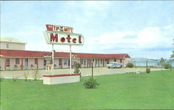 Tip Of The Mitt Motel, 2/10 of Mile South of City Limits on U.S. 23