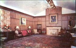 Frank Knox Conference Room, Alma College