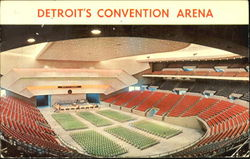 Detroit's Convention Arena