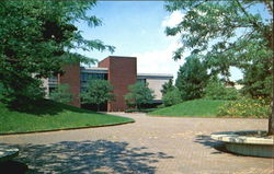 The Elljah P. Lovejoy Library, Southern Illionois University
