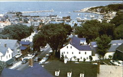 Rockport Harbor From The Old Sloop, Cape Ann