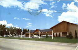 Sweden House Lodge, Hwy U.S. 20 - 3 Mi. W. of I-90 Postcard