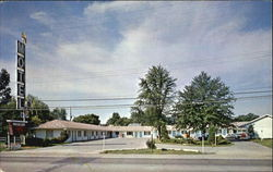 Travelier Motel, 6830 South Cedar, On US 127 at I-96 Intersection