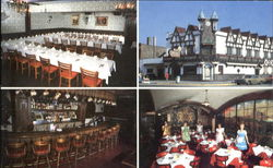 Old Prague Restaurant, 5928 W Cermak Rd Postcard