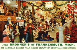 Bronner's Of Frankenmuth