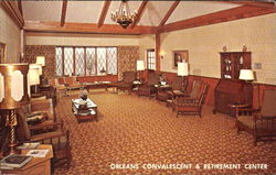 Orleans Convalescent & Retirement Center, Route 28