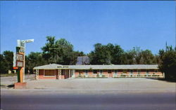 Bar X Motel And Top Hat Cafe, Highway U. S. 30 and U. S. 83