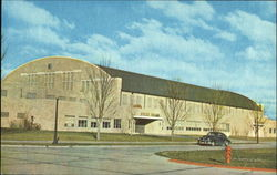 Field House And Gymnasium