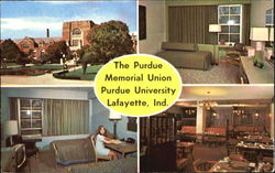 The Purdue Memorial Union, Purdue University