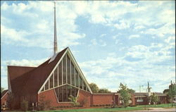 Covenant United Presbyterian Church, Secor Road & Markway